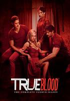 Cover image for True blood The complete fourth season