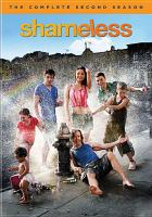 Cover image for Shameless The complete second season