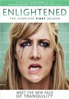 Cover image for Enlightened The complete first season