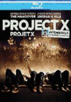Cover image for Project X