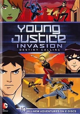 Imagen de portada para Young justice Season 2, part 1