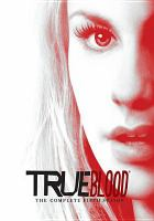 Cover image for True blood the complete fifth season