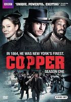 Cover image for Copper Season one