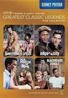Imagen de portada para Turner Classic Movies greatest classic legends film collection. Sidney Poitier