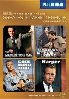 Imagen de portada para Turner Classic Movies greatest classic legends film collection. Paul Newman