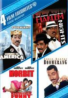 Cover image for 4 film favorites Eddie Murphy.