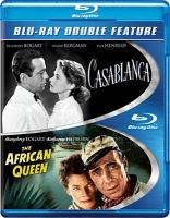 Cover image for Casablanca The African Queen.