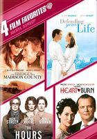 Imagen de portada para 4 film favorites Meryl Streep.