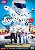 Cover image for Top gear The complete season 19 including the Africa special
