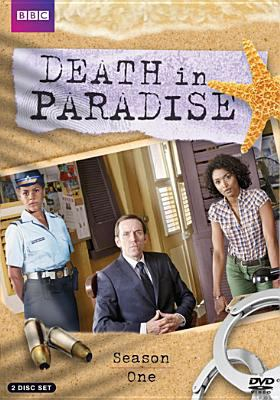 Cover image for Death in paradise season one