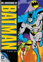 Cover image for The adventures of Batman