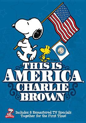 Cover image for This is America, Charlie Brown
