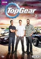 Cover image for Top gear The complete season 3