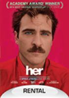 Cover image for Her