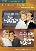 Cover image for Turner Classic Movies greatest classic films Doris Day double feature