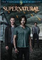 Cover image for Supernatural The complete ninth season