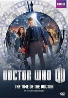 Cover image for Doctor Who The time of the Doctor