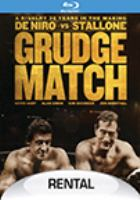 Cover image for Grudge match