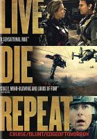 Cover image for Edge of tomorrow