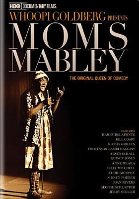 Cover image for Whoopi Goldberg presents Moms Mabley
