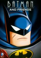 Cover image for Batman and friends