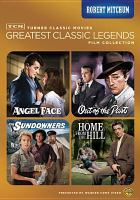 Cover image for Turner Classic Movies greatest classic legends films collection Robert Mitchum.