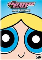 Cover image for The Powerpuff Girls and friends