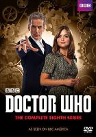 Cover image for Doctor Who The complete eighth series