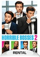 Cover image for Horrible bosses 2