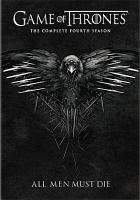 Cover image for Game of thrones The complete fourth season