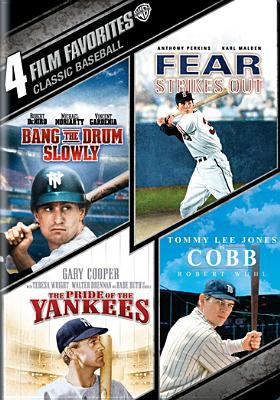 Cover image for 4 film favorites Classic baseball.