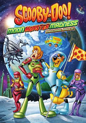 Cover image for Scooby-Doo! Moon monster madness original movie