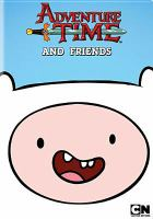 Cover image for Adventure time and friends