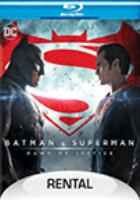 Cover image for Batman v Superman dawn of justice