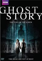 Cover image for Ghost story the turn of the screw