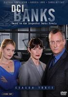 Cover image for DCI Banks season 3.