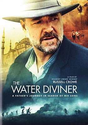 Cover image for The water diviner