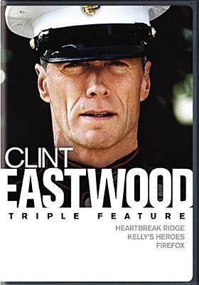 Cover image for Clint Eastwood triple feature.