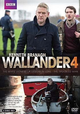 Cover image for Wallander Season 4
