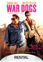 Cover image for War dogs
