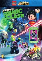 Cover image for Justice League  cosmic clash, original movie