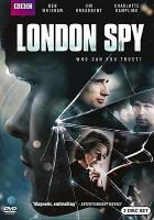 Cover image for London spy