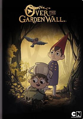 Cover image for Over the garden wall