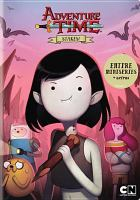 Cover image for Adventure time: Stakes!