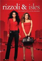 Cover image for Rizzoli & Isles The complete sixth season