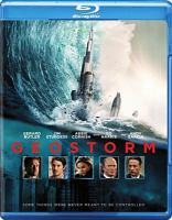 Cover image for Geostorm