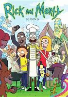 Cover image for Rick and Morty. Season 2