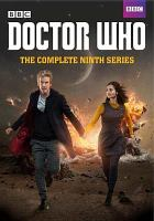 Cover image for Doctor Who The complete ninth series