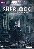 Cover image for Sherlock Season four