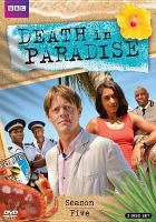 Cover image for Death in paradise Season five